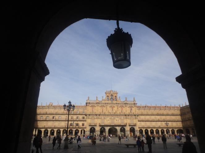 Salamanca, dice 2013