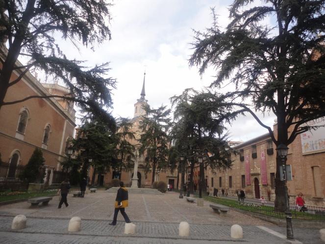 Alcalá de Henares, día de Reyes